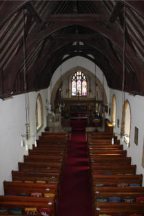 St James' Church - The Interior